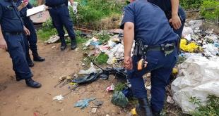 De dicho procedimiento participaron efectivos policiales de la comisaría N° 54 Lote Guazu de San Lorenzo.