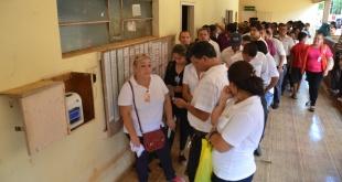 Los funcionarios de la comuna están temerosos porque son amenazados, denunció el exdiputado Bernardo Villalba.