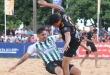 Continúa hoy la disputa de la etapa 6 de la Súper Liga de Fútbol de Playa. (Foto @FutFEMyPlayaAPF).