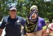 """El ciudadano Gregorio """"Papo"""" Morales fue detenido a las 13:00 aproximadamente de este jueves en frente del hotel Rowil de la ciudad de Villarrica. Foto: Caaguazú Noticias Digital."""