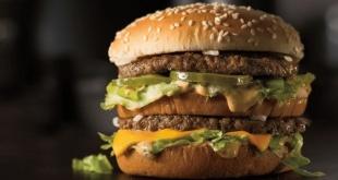 La Big Mac es la hamburguesa más emblemática de McDonald's.