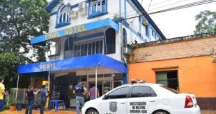 Momentos en que los investigadores llegaron al hotel donde Gerardo Morales se registró con identidad falsa.
