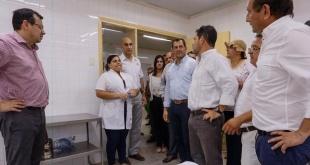 Las autoridades de ambas instituciones buscarán unificar los servicios sanitarios.