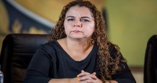 Iris Varela, ministra de Servicios Penitenciarios de Venezuela.