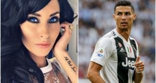 Jasmine Lennard asegura que mantuvo una relación con Cristiano Ronaldo en 2010.