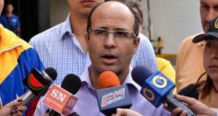 Jorge Millán, diputado de la Asamblea Nacional de Venezuela.