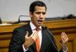 Juan Guaidó, declarado por el Poder legislativo de Venezuela, como presidente interino.