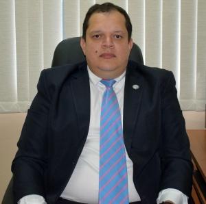 El juez penal de Feria, José Ariel Duarte Martínez.