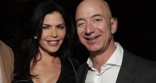 Lauren Sanchez y Jeff Bezos serían amantes desde hace unos ocho meses.