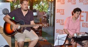 El ciclo de conciertos Siete inició con Romssi.
