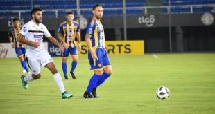 Sportivo Luqueño y General Díaz cierran la disputa de la primera fecha del torneo Apertura 2019.