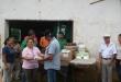 La entrega se realizó en el marco del Programa de Apoyo a la Agricultura Familiar del MAG.