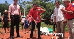 La perforación del pozo artesiano y el sistema de riego tendrá un impacto positivo en la vida de 120 familias productoras del municipio aregueño.