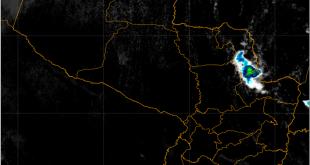 Departamentos afectados: Este de Concepción, este de San Pedro, norte de Alto Paraná, Amambay, Canindeyú.