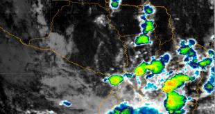 La Dirección Nacional de Meteorología emitió un boletín de alerta para 15 departamentos de la Región Oriental y bajo Chaco.