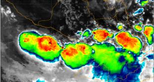 El fenómeno climático afectará a 9 departamentos de la zona Centro, este de la región Oriental y el bajo Chaco.
