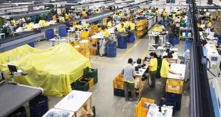 La industria maquiladora sigue creciendo a pasos agigantados.