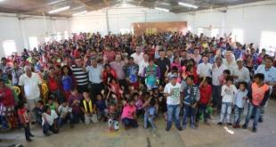 La inversión del Estado paraguayo para estas entregas asciende a G. 1.931.740.000.