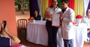 Se trata del doctor Jorge Santa Cruz, quien agradeció la confianza del Ministerio de Salud.