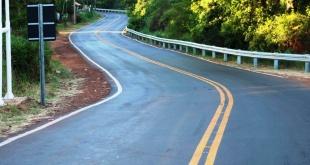 Ayer se inauguró la pavimentación de 12 km que unen las ciudades de Itá con Nueva Italia.