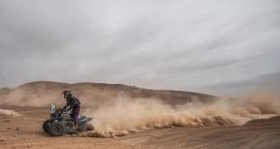 El León sigue en carrera gracias a su corazón y pereseverancia. Foto: RallyZone.