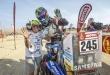 Seis de seis para Nelson Sanabria y su padre Nelson Sanabria Jr. en el Rally Dakar. Cred: RallyZone