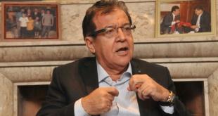 Nicanor Duarte Frutos, director paraguayo EBY.