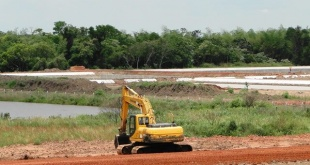Arrancaron los trabajos previos a la construcción de las redes de alcantarillado sanitario y plantas de tratamiento de aguas residuales.