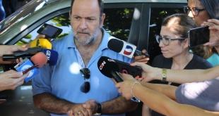 Pablo Lemir, responsable de la dirección de Medicina Legal del Ministerio Público.