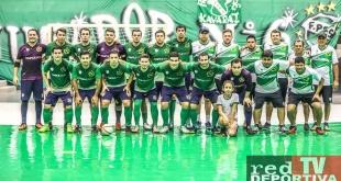 La Selección Paranaense de Fútbol de Salón se probará el 2 de febrero ante Brasil- (Foto Red Deportiva).