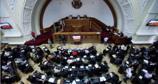 El Parlamento venezolano, con mayoría opositores, no tomará juramento a Nicolás Maduro.