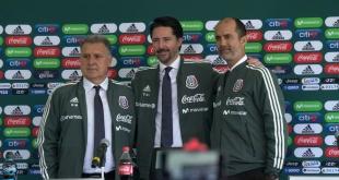 El entrenador argentino Gerardo Martino fue anunciado ayer como nuevo director técnico de la selección de México. (Foto @miseleccionmx).