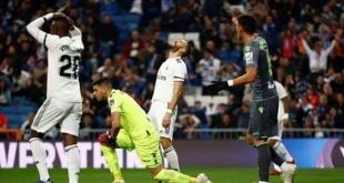 El Real Madrid quedó quinto en la tabla y el domingo visitará al Betis, su inmediato perseguidor. Foto: @madridistapuro4.