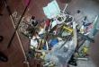 Varias armas punzantes y celulares fueron requisados durante un allanamiento a la cárcel de San Pedro del Ycuamandyyú. Foto: Gentileza.