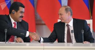 Este miércoles, el gobierno de Rusia reiteró su respaldo al presidente de Venezuela, Nicolás Maduro. Foto: Sputnik Mundo.