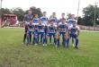 El seleccionado santarriteño Sub 17 lque perdió en partido de ida de las finales del Nacional de Interligas. (Foto Gentileza).
