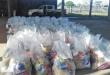 En la oportunidad, se entregarán 8.160 kilos de alimentos a 170 familias damnificadas.