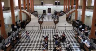Sede de la Subsecretaría de Tributación (SET), en la capital del país.