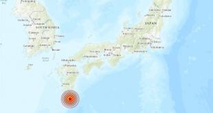 El temblor, que se registró a las 12:39 UTC, tuvo una profundidad de 35 kilómetros.