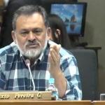 Senador Sixto Pereira minimiza revelación de los