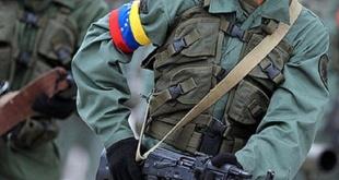 El régimen chavista confirmó que 27 uniformados fueron detenidos por la Guardia Nacional Bolivariana (GNB). Foto: López-Dóriga Digital.