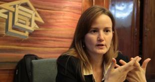 Soledad Núñez, exministra de Senavitat.
