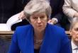 Con un margen de 19 votos (325 rechazos a la moción frente a 306 apoyos) la líder conservadora mantiene así su cargo al frente del Gobierno del Reino Unido. Foto: ElPais.com.