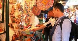 El crecimiento fue favorecido por la creación de innovadores productos turísticos como los circuitos del Ao Po'i, del Ñanduti.