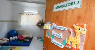 """.- La Unidad de Salud de la Familia (USF) """"Valle Pucú"""", en Areguá, fue inaugurada este martes."""