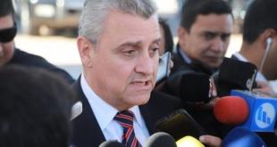 Ministro del Interior, Juan Ernesto Villamayor.