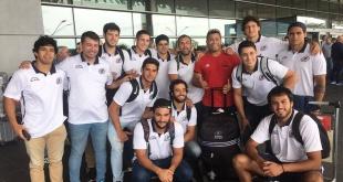 La Selección Nacional de Rugby 7,  luego de llegar a Montevideo  junto a Waisale Serevi considerado como uno de los mejores jugadores en la modalidad de la historia.