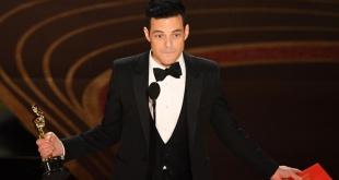 """Oscar 2019. """"Bohemian Rhapsody"""" ganó cuatro categorías de los premios. (Foto: Agencia)."""