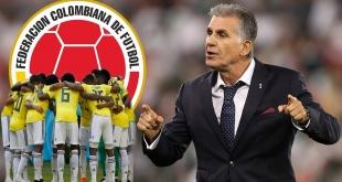 Carlos Queiroz, es el elegido para ser entrenador de la selección de Colombia.