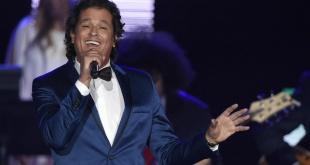 Carlos Vives compite por el premio de mejor álbum Pop Latino.